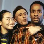 Eunice Wong, David Greenspan & George Hannah