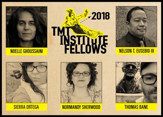 2018 Institute Fellows