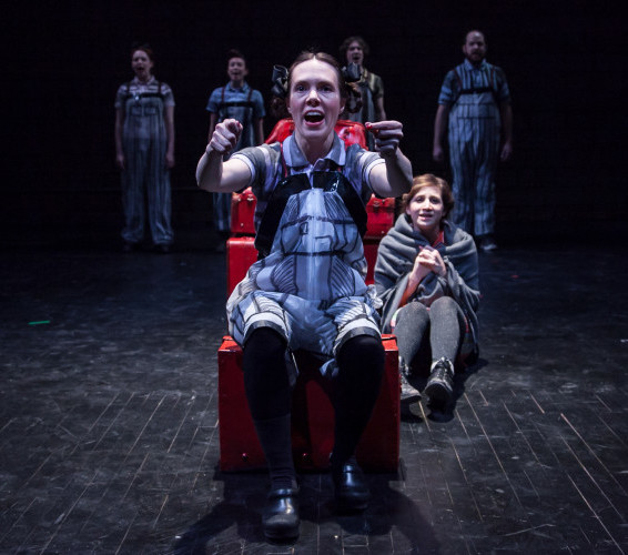 At the Rich Relatives: An Anachronistic Opera