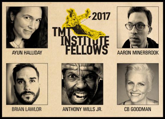 Meet the 2017 Institute Fellows!