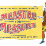 Measure for Measure September 10 - October 10, 1998